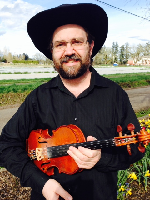 Carl Dornfeld Fiddle and Vocals