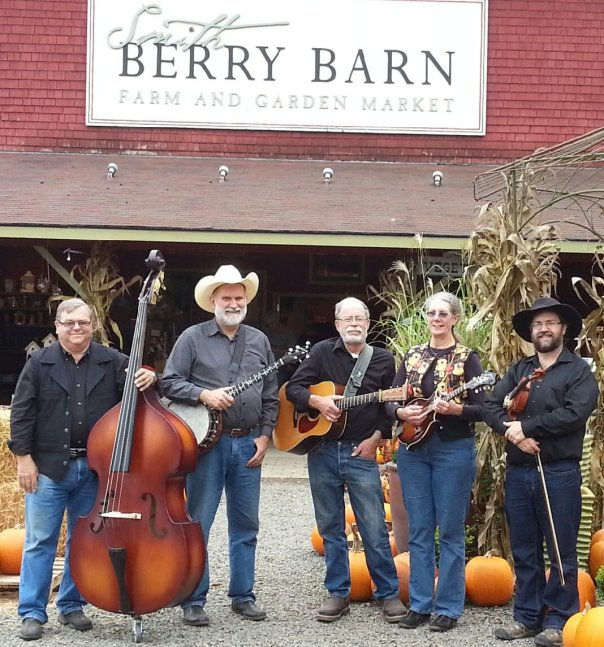 Corral Creek Band - Scholls Smith Berry Barn 2014
